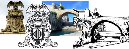 Vectorization of monuments and landscapes for cutting plotter, engraving and printing.