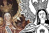 Vectorization of religious images from photos